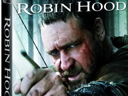 """""""Robin Hood"""" na DVD"""