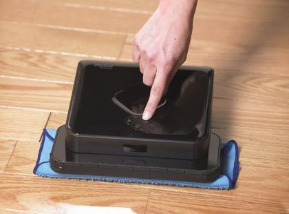 Robot do zamiatania i mycia podłóg