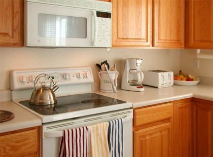 W czystej i zadbanej kuchni przygotowywanie posiłków staje się przyjemnością.