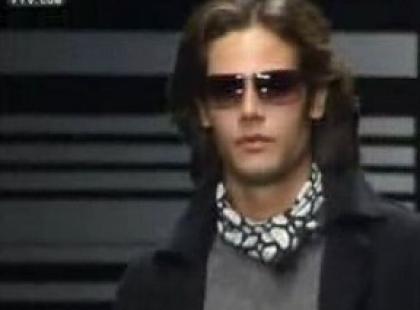 Rocco Barrocco - kolekcja męska na sezon jesień zima 2007/08