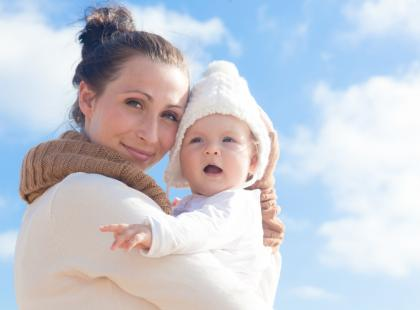 Roczek dziecka – przełomowy moment dla mamy i małego brzuszka
