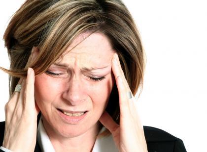 Rodzaje bólu głowy (galeria)