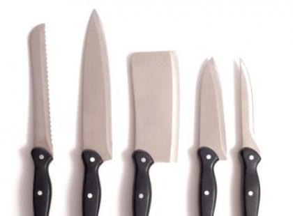 Rodzaje noży kuchennych