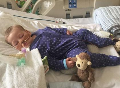 Rodzicom nie udało się go uratować. Ciężko chory chłopiec ma zostać odłączony od aparatury podtrzymującej życie
