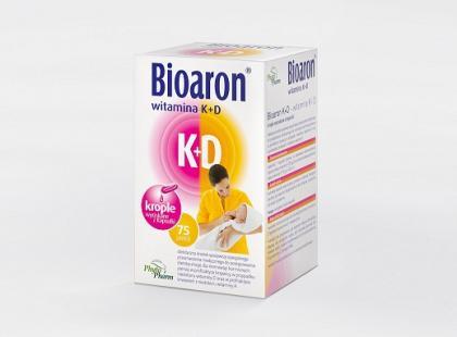 Bioaron witamina K+D/ fot. Open Media