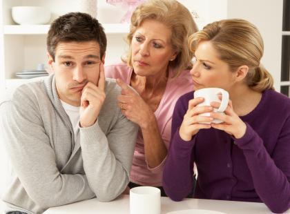 Rodzina i święta - jak to przetrwać?
