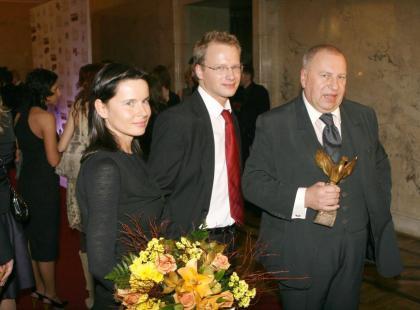 Rodzina Jerzego Stuhra