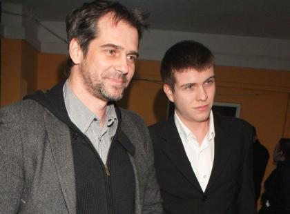 Rodzinne historie: Paweł Deląg i Paweł Deląg Jr