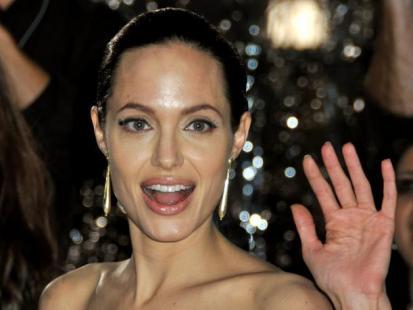 Rodzinne tajemnice Angeliny Jolie