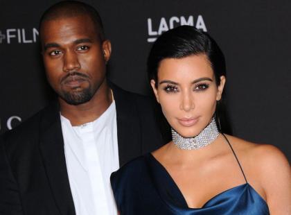 Rodzinne zdjęcia Kardashian i Westa z małą North!