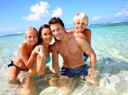 Rodzinny urlop za granicą - koszty