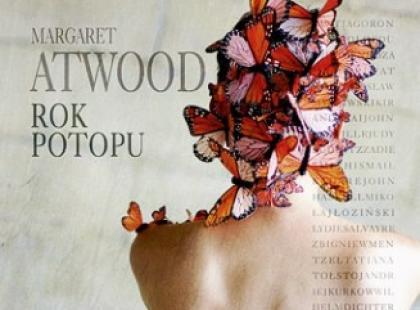 """""""Rok potopu"""" Margaret Atwood"""