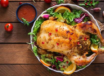 Roladki z kurczaka z mozzarellą - przepis