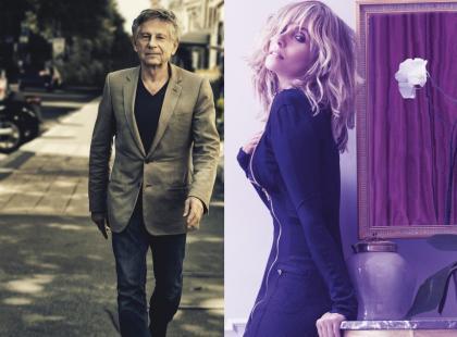 "Roman Polański i Emmanuelle Seigner w obiektywie ""Vivy!"""