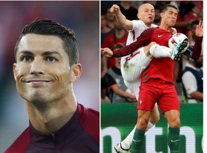 Ronaldo jest dumny ze zwycięstwa, ale nie szczędził pochlebstw polskiej reprezentacji