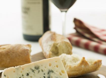 Roquerort - najsłynniejszy francuski ser pleśniowy
