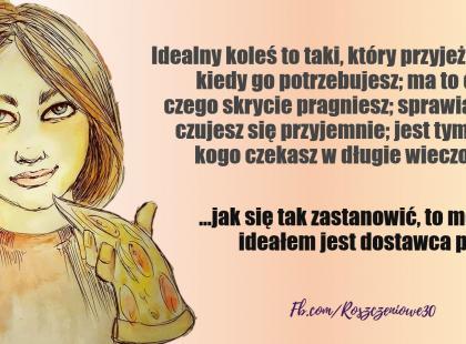 """Roszczeniowa Trzydziestka: Myślę nad kanałem nad YT """"Olga epicko schrzani twoje ulubione potrawy"""". Treść adekwatna do tytułu."""