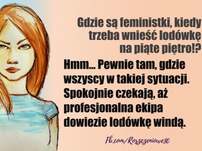 Roszczeniowa Trzydziestka: Problem z feminizmem