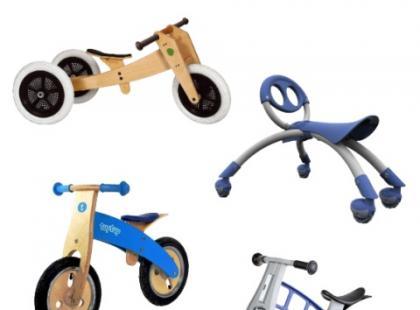 Rowerki biegowe – galeria
