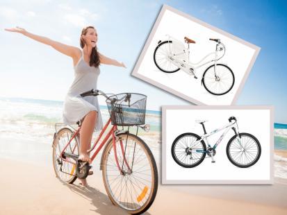 Rowery damskie - nasz wybór