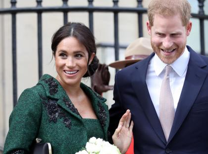 Royal baby już na świecie! Książę Harry i księżna Meghan zostali rodzicami