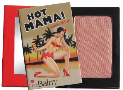 Róż i cień do powiek Hot Mama - The Balm