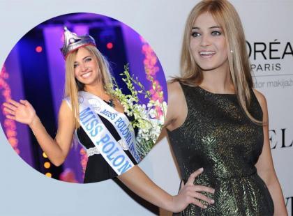 Rozalia Mancewicz - Miss Polonia 2010 rusza na salony