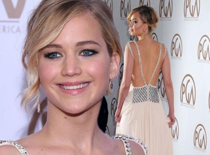 Rozbrajająca Jennifer Lawrence! Widownia pękała ze śmiechu