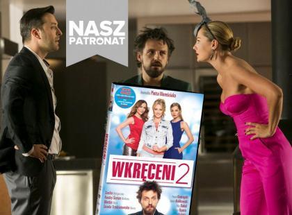 """Rozbrajająca komedia """"Wkręceni 2"""" już na DVD"""