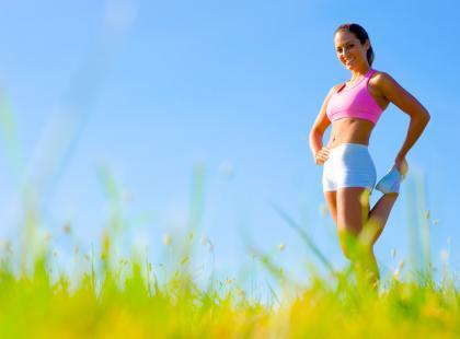 Rozgrzewka początkującego biegacza -  4 proste ćwiczenia!