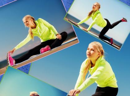 Rozgrzewka przed bieganiem i rozciąganie po – 11 ćwiczeń! [galeria]