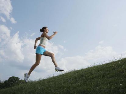 Rozgrzewka przed joggingiem (video)