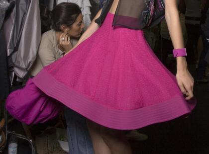 Rozkloszowane letnie spódnice