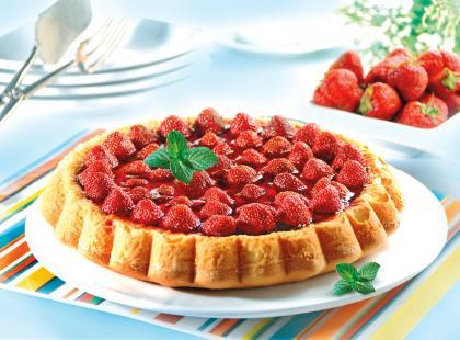 Rozkosz dla podniebienia - sprawdź nasze przepisy na tartę z truskawkami