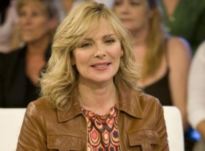 Rozmowa z Kim Cattrall