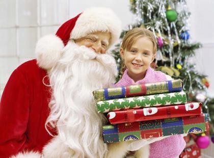 Rozmowy o Świętym Mikołaju