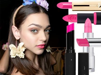 Różowe szminki idealne na lato!