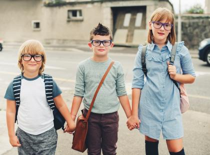 Rozpoczęcie roku szkolnego: jak ubrać dziecko?