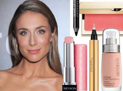 Rozświetlający makijaż w stylu Natalii Klimas