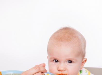 Rozszerzanie diety – kasza w diecie dziecka