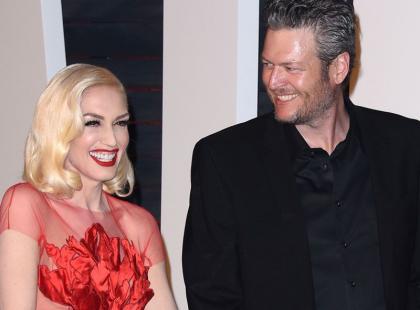 Rozwiedziona, ale szczęśliwa Gwen Stefani w odważnych przezroczystościach
