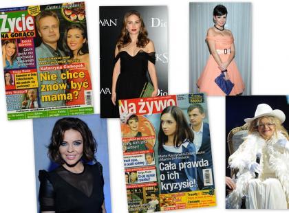 Rozwód Doroty Gardias, ostatni koncert Violetty Villas i czarne chmury nad głową Natalie Portman – czyli czym żył show-biznes w mijającym tygodniu