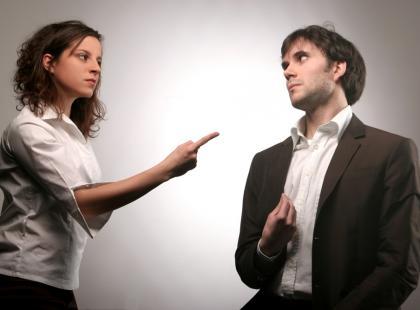 Rozwód - kto jest winny?
