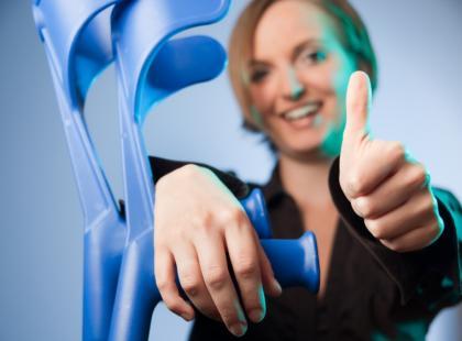 Choroby reumatyczne mogą prowadzić do niepełnosprawności/ fot. Fotolia