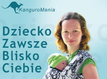 Rusza KanguroMania - pierwsza w Polsce kampania promująca noszenie dzieci w chustach!