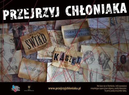 """Ruszyła emisja ogólnopolskiej kampanii społecznej """"Przejrzyj chłoniaka"""""""