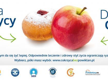 """Ruszyła społeczna kampania edukacyjna """"Cukrzyca Bez Powikłań"""""""