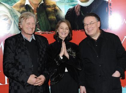 """Rutger Hauer, Rozalia Mancewicz i inni na premierze filmu """"Młyn i Krzyż"""""""