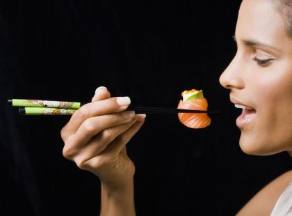 Ryby i kwasy omega-3 zbawienne dla cery