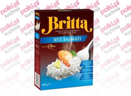 Ryż Basmati marki Britta